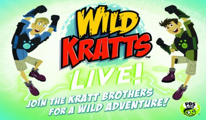 Wild Kratts - Live at Queen Elizabeth Theatre