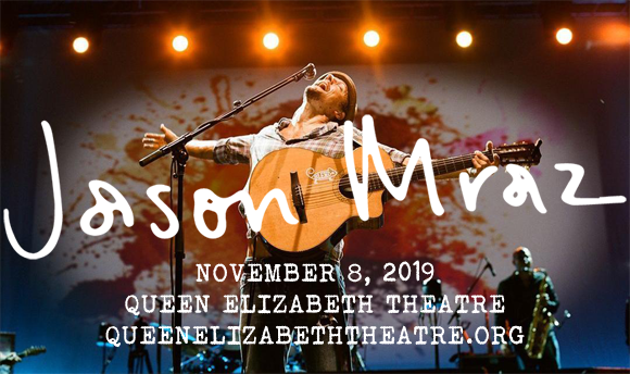 Jason Mraz & Raining Jane at Queen Elizabeth Theatre