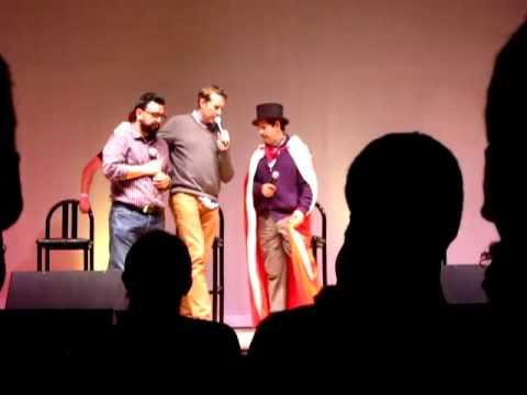 Comedy Bang! Bang! Live! at Queen Elizabeth Theatre
