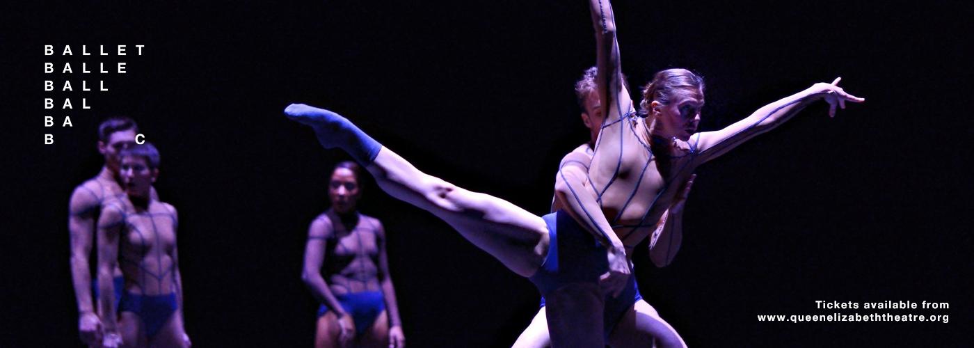 Queen Elizabeth Theatre Ballet BC